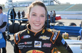 Kate Dallenbach to be introduced by Lyn St. James at PRI in Indianapolis