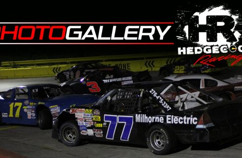 PHOTOS :: Twin Late Models at Kingsport Speedway (June 8th)