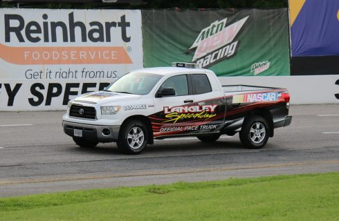 Repave or Not; Langley Speedway Owner and Drivers Chime In