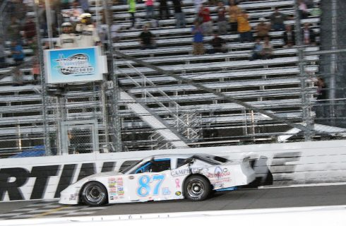 Mike Looney Pulls the Upset at Martinsville