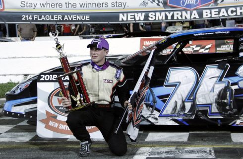 Mason Diaz Dominates for New Smyrna Victory