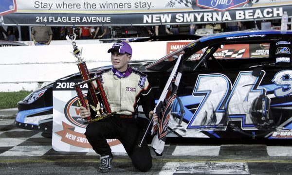 Mason Diaz Dominates for New Smyrna Victory