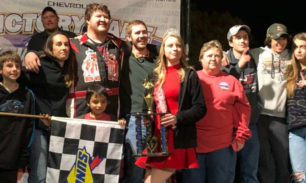 Marks Dominates Season-Opening Late Model Feature at Wake County