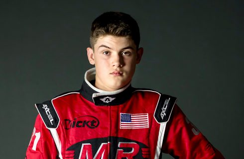 Mason Ludwig Signs with MPM Marketing