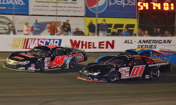 VIDEO :: CARS Tour Finale at South Boston Speedway (Oct. 14th)