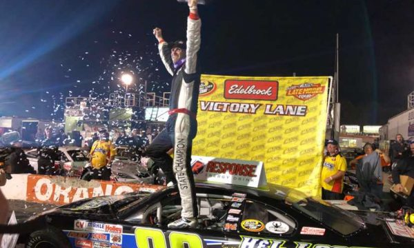 McCaskill Holds Off Pierce to Pick Up Victory at Orange County