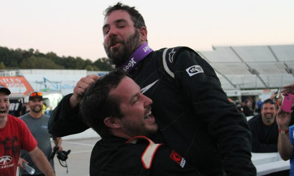 Mike Looney Pulls Off Surprise at Martinsville