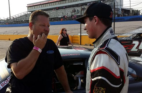 Mason Diaz Confident Heading into New Smyrna
