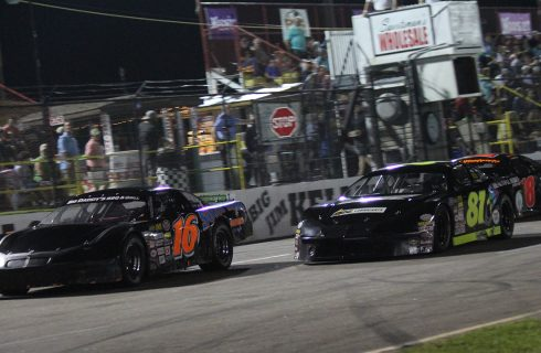 PR: Mini Tyrrell Rallies to Second Place Finish after Dismal Start at Carteret