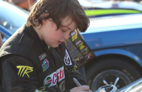 Mini Tyrrell Looking to Build on 4th Place Effort at Carteret