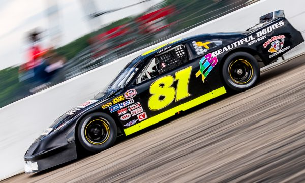 Mini Tyrrell Enters CARS Tour Limited Late Model Races