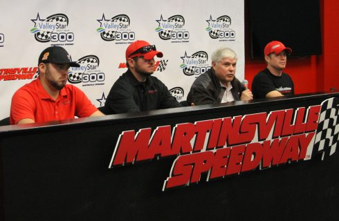Trio of Nelson Motorsports Drivers Looking to Have Impact at Martinsville