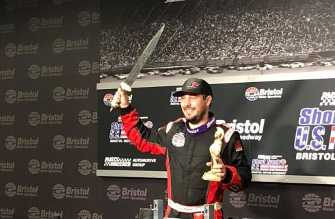 Pulliam Wins Rain-Shortened CARS LMSC Feature at Bristol