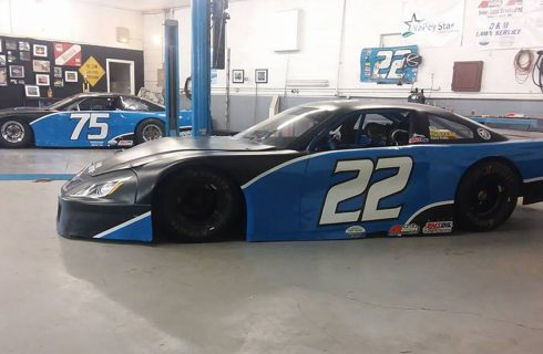 Adkins Moves to Late Models with the Help of Winslow