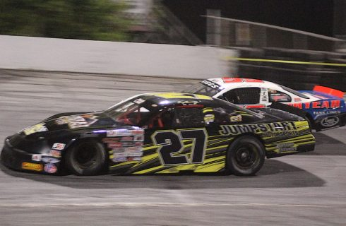 Lemons Scores Much Needed Top-Five at Hickory
