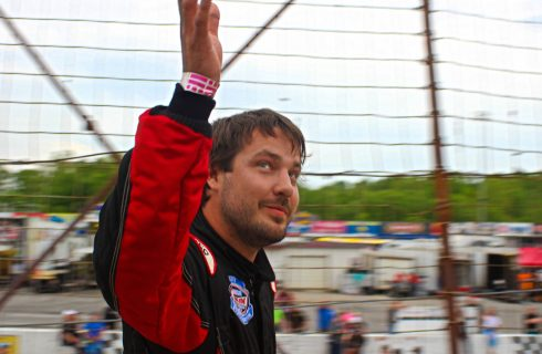 Lee Pulliam Looking Forward to Competing at Carteret County Speedway