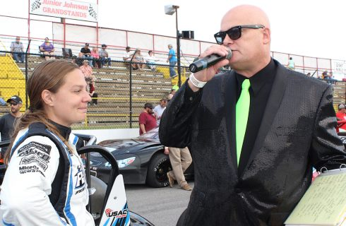 Longtime Bowman Gray Announcer Becomes Carteret General Manager
