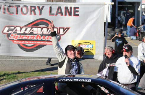 Millington Scores Big in Thrilling Money Madness 99 at Caraway Speedway