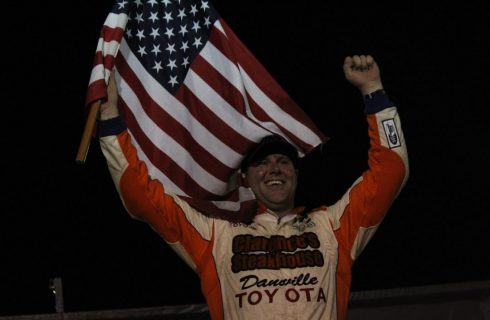 Sellers Overcomes Adversity to Pick Up Thunder-Road Harley Davidson 200 Victory