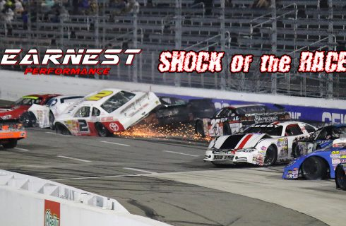 Earnest Performance Shock of the Race: Martinsville