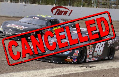 Super Late Models Removed from SunFun Race at Myrtle Beach