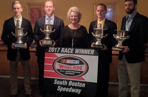 Champions Crowned at South Boston Awards Dinner