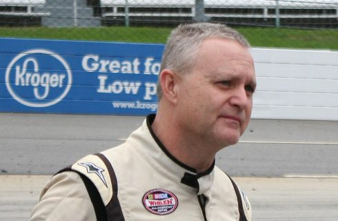 Puryear Brings #GoGold Movement to Martinsville