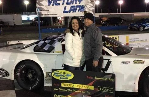 Crowdfunding Campaign Launched to Help Injured Myrtle Beach Racer