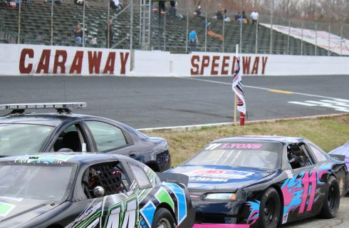 Test & Tune Set for Saturday at Caraway Speedway