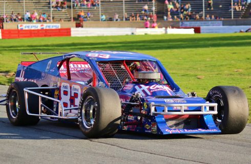 Luck Changes Quickly for Tim Brown and Jonathan Brown at Bowman Gray