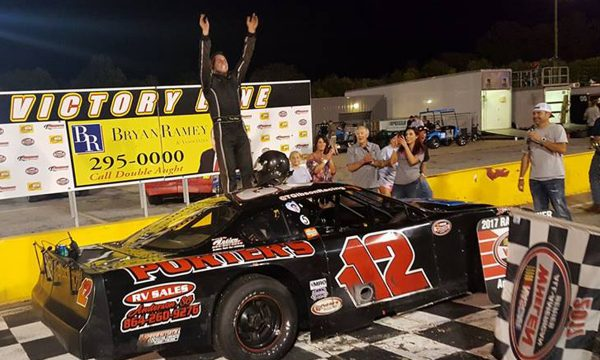 Howard and Gibson snatch wins at Anderson