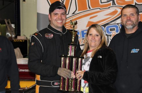 Bradley McCaskill Scores Emotional Victory in Second Night of Thanksgiving Classic