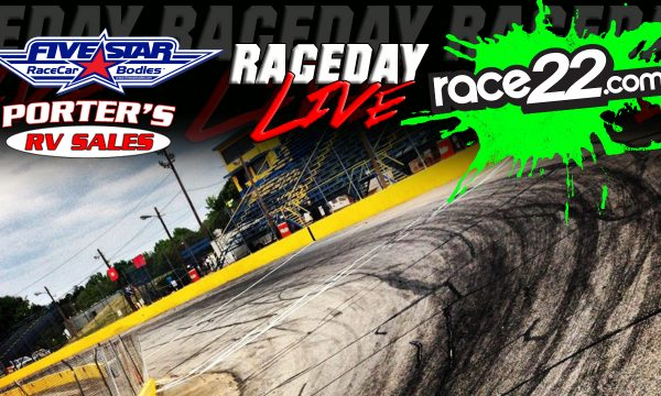 RACEDAY LIVE :: Season Opener at Wake County Speedway (Apr. 20th)