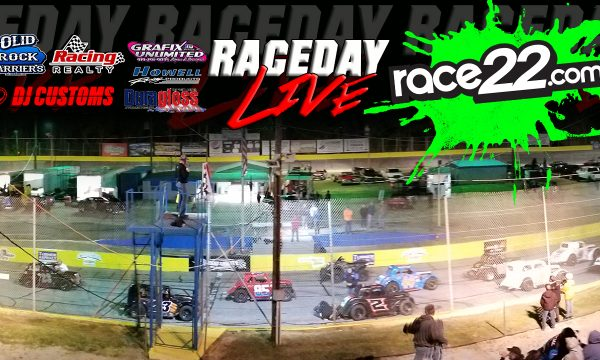 RACEDAY LIVE :: Wake County Speedway (May 25th)