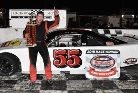 Millington, Bruenger Split Late Model Wins, Ludwig Wins Limiteds at Hickory