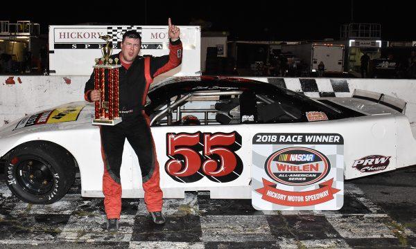 Millington, Bruenger Split Late Model Wins, Ludwig Wins Limiteds at Hickory